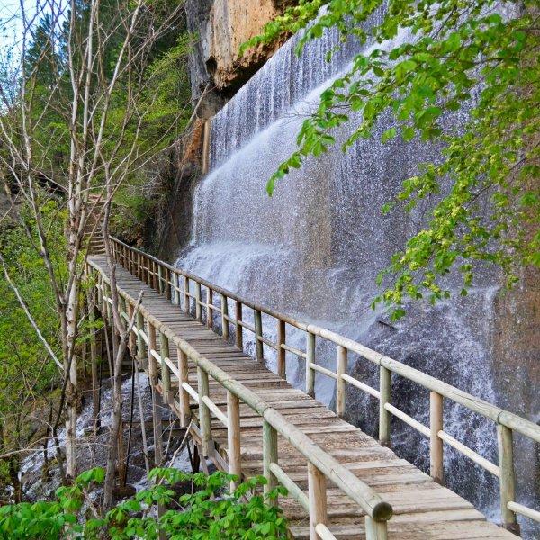 Excursión al parque natural
