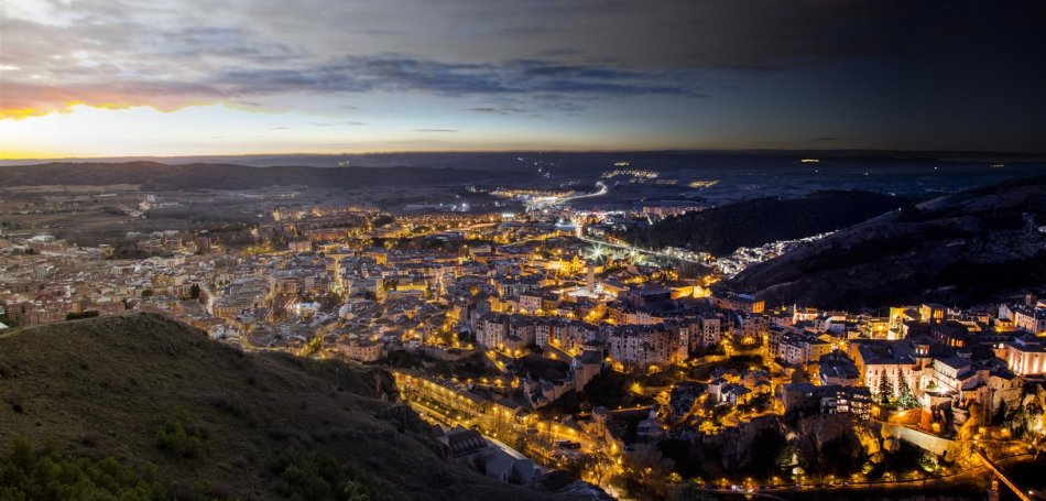 Las fotografías más impresionantes de Cuenca