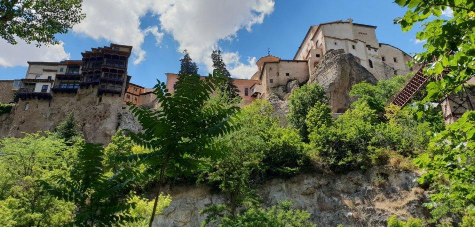 Cuenca desde sus Rios