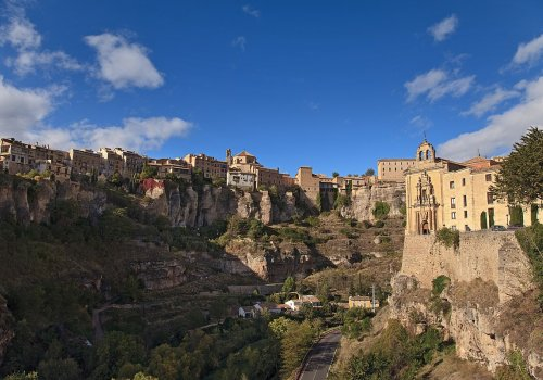 Cuenca Tour. Nature & City con menu turí­stico