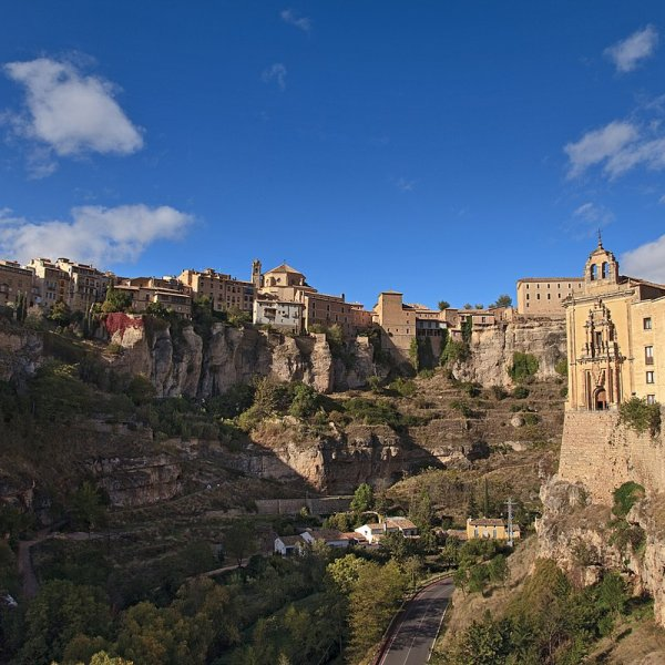 Cuenca, Nature & City - with