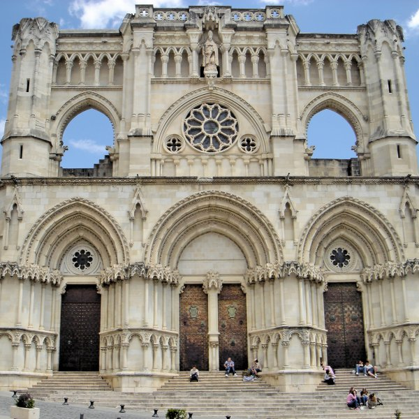 Cuenca Tour. Catedral & City con