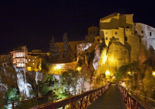 Night Cuenca