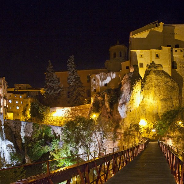 Night Cuenca
