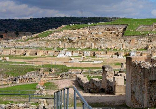 Tour a Segobriga y Ucles
