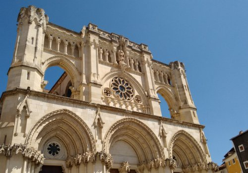 Guided visit to Cuenca + Cathedral