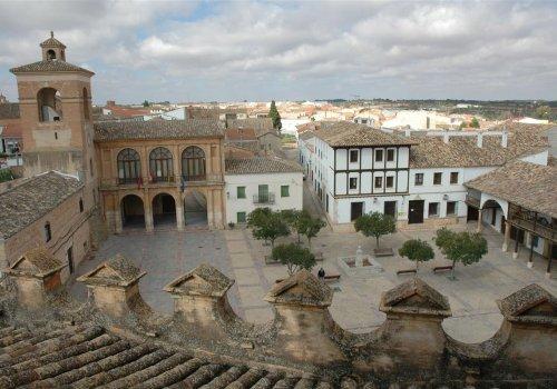 Excursion to Alarcón and Villanueva de la Jara