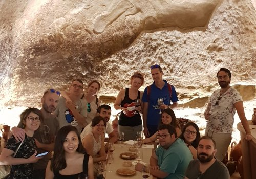 Ruta Etnografica de Huete + Degustacion de vino y queso