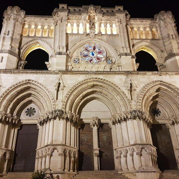 Visita nocturna en la Catedral de