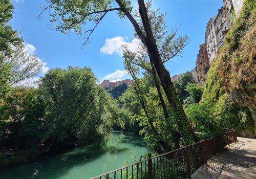 Visita guiada Cuenca desde sus Rios